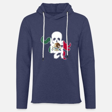 Mexico Mexico - Light Unisex Sweatshirt Hoodie