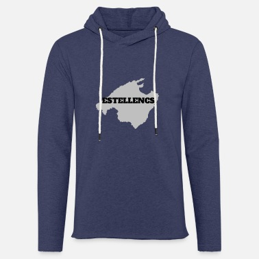 Majorca MAJORCA ESTELLENCS - Light Unisex Sweatshirt Hoodie