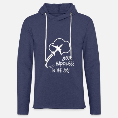 Pilot Plane aviation pilot - Unisex Sweatshirt Hoodie
