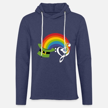 Irish Music Irish Music - Unisex Kapuzen-Sweatshirt
