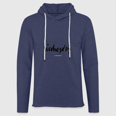 Wacky Wednesday - The Week Days Collection - Light Unisex Sweatshirt Hoodie
