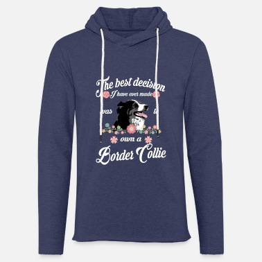 Collie Border Collie - Unisex Sweatshirt Hoodie