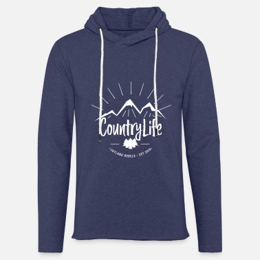 Country Life Country life - Unisex Sweatshirt Hoodie