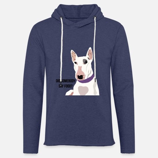 Humour Hoodies & Sweatshirts - Dog Humour - Unisex Sweatshirt Hoodie heather navy