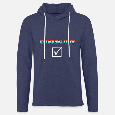 Coming Out Coming out 2 - Unisex Sweatshirt Hoodie
