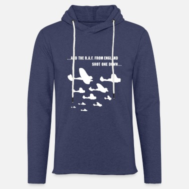 Bomber Harris ...and the R.A.F. from England shot one down... - Unisex Sweatshirt Hoodie