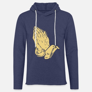 Devout hands of Prayer - Unisex Sweatshirt Hoodie