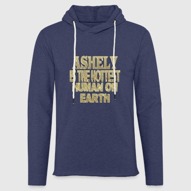 Ash ashely - Light Unisex Sweatshirt Hoodie