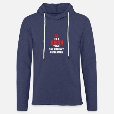 Gavin Gift it a thing birthday understand GAVIN - Unisex Sweatshirt Hoodie