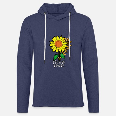 Sunflower sunflower - Light Unisex Sweatshirt Hoodie