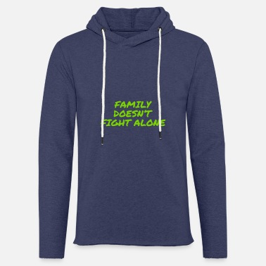 Font I can rely on them - Unisex Sweatshirt Hoodie