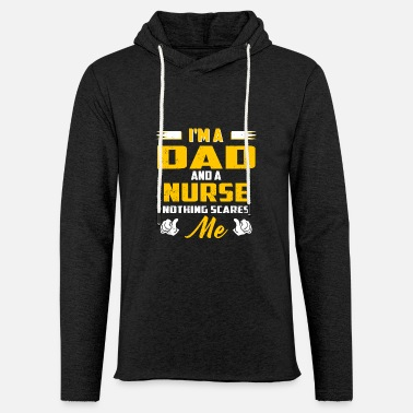 Dad Nurse Dad Nurse Statement Shirt Gift - Unisex Kapuzen-Sweatshirt