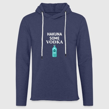 Vodka - Light Unisex Sweatshirt Hoodie