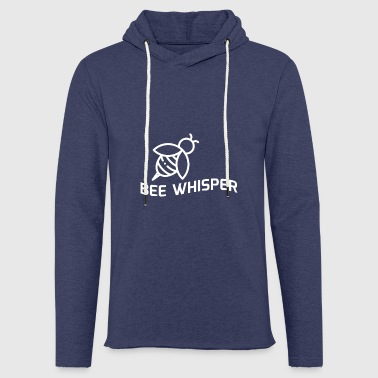 Bee whisperer - Light Unisex Sweatshirt Hoodie