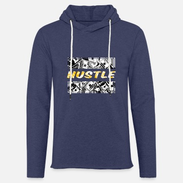 Hustle hustle - Light Unisex Sweatshirt Hoodie