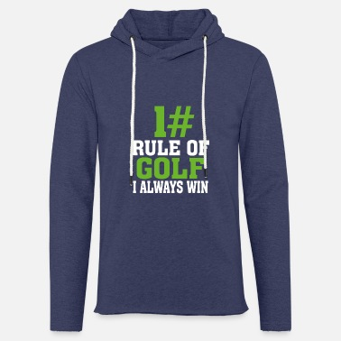 Golf Rules Golf saying funny - Unisex Sweatshirt Hoodie