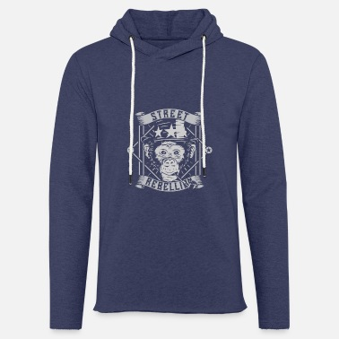 Rebellion Street rebellion - Light Unisex Sweatshirt Hoodie