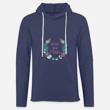 Wit WITNESS OF THE MARIEE - Unisex Sweatshirt Hoodie