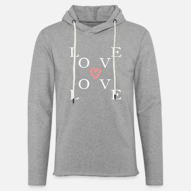 Love With Heart Love with heart - Unisex Sweatshirt Hoodie