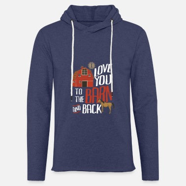 I love to ride you out - Light Unisex Sweatshirt Hoodie