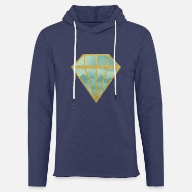 Indie Indie diamond - Light Unisex Sweatshirt Hoodie