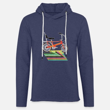 Cycling Chopper Bicycle - Unisex Sweatshirt Hoodie