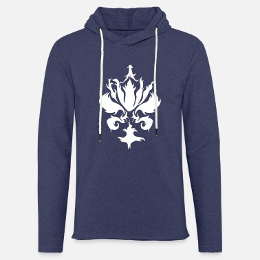 Symbols & Shapes Symbols · Fantasy · Heraldry · Shapes - Light Unisex Sweatshirt Hoodie
