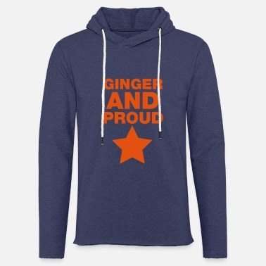Ginger And Proud Star - Unisex Sweatshirt Hoodie