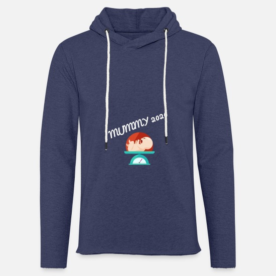 Gift Idea Hoodies & Sweatshirts - Mummy 2020 - Unisex Sweatshirt Hoodie heather navy