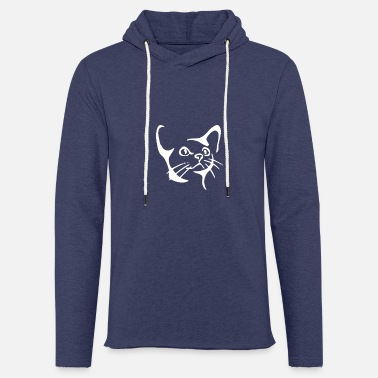 Hangover Cat hangover face cute gift cat face - Unisex Sweatshirt Hoodie