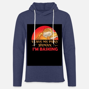Funny Bearded Dragon Dragon Lover Lizard Pet - Unisex Kapuzen-Sweatshirt