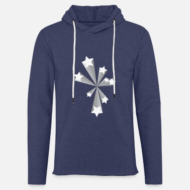 Flying stars star flying star star - Unisex Sweatshirt Hoodie