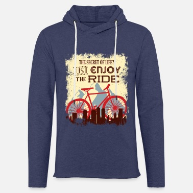 Enjoy Fahrrad - Enjoy the ride - EN - Unisex Sweatshirt Hoodie
