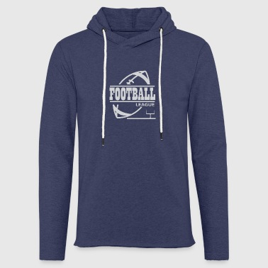 Football League Football College League - Light Unisex Sweatshirt Hoodie