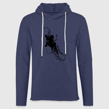 relaxing fairy - Light Unisex Sweatshirt Hoodie