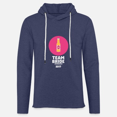 Edinburgh Team bride Edinburgh 2017 Henparty S513r - Unisex Sweatshirt Hoodie