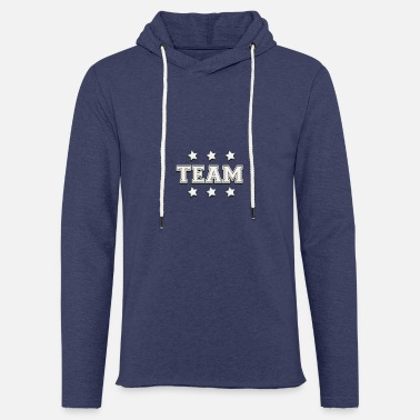 Hen Night &amp team_stars_3_d - Unisex Sweatshirt Hoodie