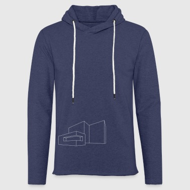 Structure - Light Unisex Sweatshirt Hoodie
