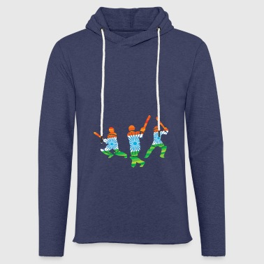 CRICKET INDIA - Light Unisex Sweatshirt Hoodie