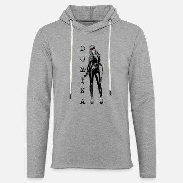 Latex Domina - Light Unisex Sweatshirt Hoodie