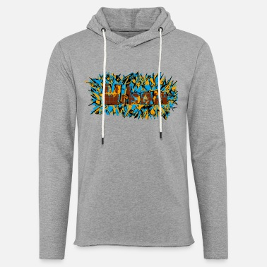 Urban urbane - Light Unisex Sweatshirt Hoodie