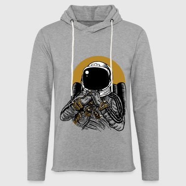 Nasa Astronaut space space flight - Lett unisex hette-sweatshirt