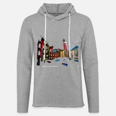 Art T-shirt Design Venice Italy - Children Fantasy - Unisex Sweatshirt Hoodie