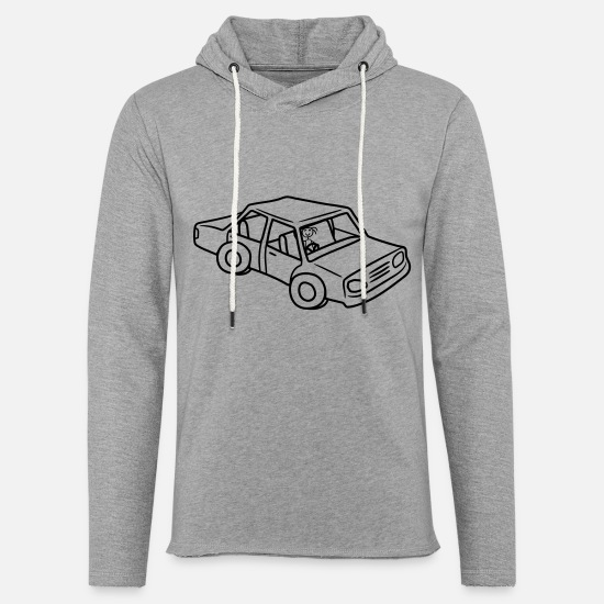 Automobile Hoodies & Sweatshirts - woman female family car sports car car fast race c - Unisex Sweatshirt Hoodie heather grey