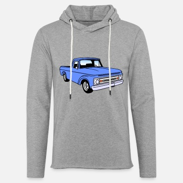 Pick-up-van Oldies truck - Unisex Sweatshirt Hoodie