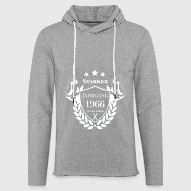 Strong vintage 1966 52 Limited Gift - Light Unisex Sweatshirt Hoodie