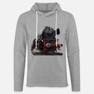steel power - Light Unisex Sweatshirt Hoodie
