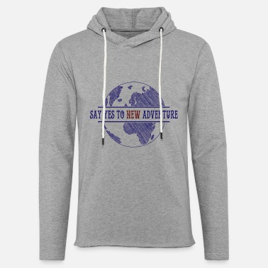 Travel Vacation Adventure Travel Trip Gift - Unisex Sweatshirt Hoodie