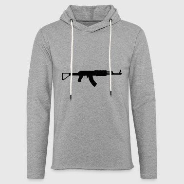 Arm armed - Light Unisex Sweatshirt Hoodie