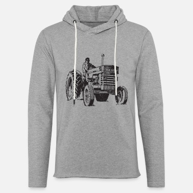 Ford Oude tractor - Lichte hoodie unisex